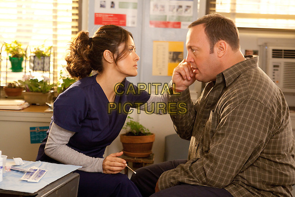 Salma Hayek & Kevin James.in Here Comes the Boom (2012).*Filmstill - Editorial Use Only*.CAP/FB.Supplied by Capital Pictures.