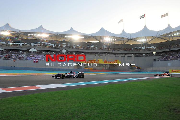 Nico Huelkenberg (GER), Sauber F1 Team <br />  Foto &copy; nph / Mathis
