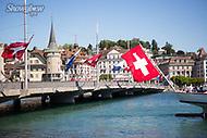 Image Ref: SWISS022<br /> Location: Lucerne, Switzerland<br /> Date of Shot: 18th June 2017