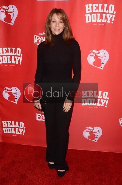 Jamie Luner<br /> at the Hello Dolly! Los Angeles Premiere, Pantages Theater, Hollywood, CA 01-30-19<br /> David Edwards/DailyCeleb.com 818-249-4998