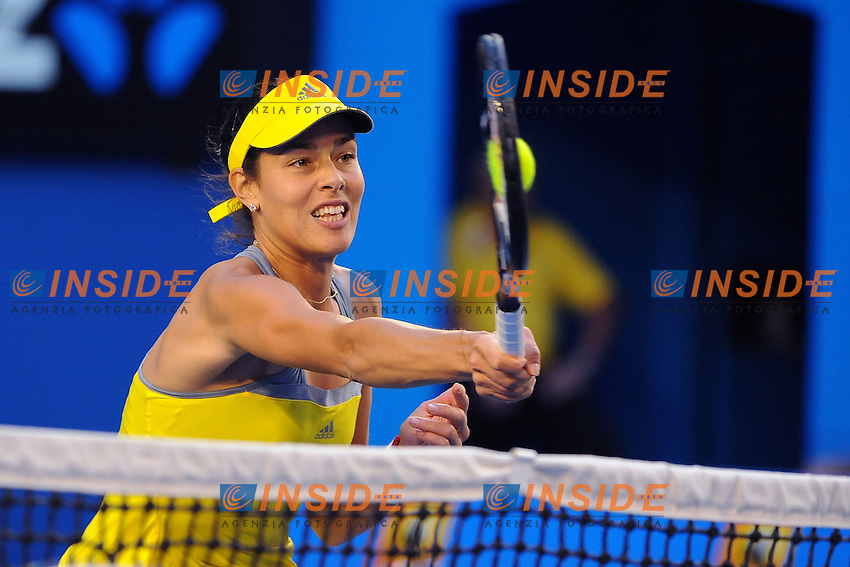 Ana Ivanovic (SRB) .Melbourne 20/1/2013.Tennis Open d'Australia.Foto Virginie Bouyer / Sportmag / Panoramic / Insidefoto.ITALY ONLY