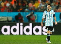 Lionel Messi of Argentina  - Adidas advertisement board