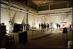 Mostra fotografica 'THE BRIGHT SIDE - International light painting festival', al Bunker di via Paganini in Barriera di Milano. Immagini di Garu-Garu e dei light painters finlandesi Hannu Huhtamo e Janne Paint. Novembre 2012
