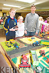 South West Farm Model & Craft Fair ; Attending the Model & Craft fair in aid of Listowel Hospice at the Listowel Arms Hotel on Sunday were Christopher, Sarah & Michael McKenna, Listowel.