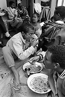 Ethiopia. Addis Ababa is the capital city and the name of a region of Ethiopia. Circus Ethiopia. Hassan eats pasta with some fiends before the daily afternoon practice.Circus Ethiopia was legally established in 1991 with a view to introduce circus art in Ethiopia. Ever since its creation Circus Ethiopia has given new dimension to  circus art in Ethiopia but as well internationally. By blending the art with the Ethiopian traditional costume, music and dance, Circus Ethiopia with its associative approach has inspired many circuses to grow throughout Ethiopia. © 1996  Didier Ruef