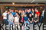 18th Birthday:Christian Elbell, Listowel celebrating his 18th birthday with family & friends at the Mermaids Bar, Listowel on Saturday night last.