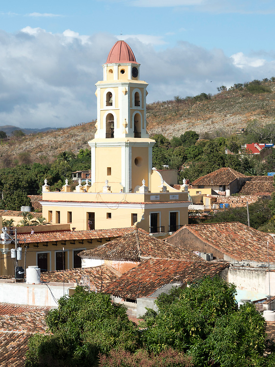 February 27 - March 7 / Cuba / Shown: Day Day 6 and 7 / Trinidad and visit to home of DEstilos musical group as well as Nature Preserve and Waterfall  /  Also street scenes in and around Trinidad / Photo by Bob Laramie