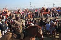 MAHAKUMBH Allahabad,India :  Feb-March 2013