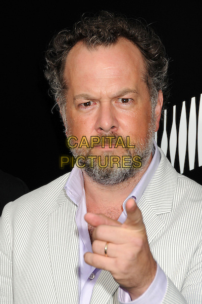 David Costabile<br /> &quot;Breaking Bad&quot; Final Episodes Los Angeles Premiere Screening held at Sony Pictures Studios, Culver City, California, USA, 24th July 2013.<br /> portrait headshot beard facial hair finger pointing <br /> CAP/ADM/BP<br /> &copy;Byron Purvis/AdMedia/Capital Pictures