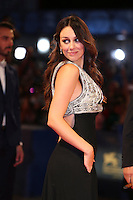 VENICE, ITALY - SEPTEMBER 09: Sloboda Micalovic attends the premiere of 'On The Milky Road' during the 73rd Venice Film Festival a Sala Grande on September 9, 2016 in Venice, Italy.<br /> CAP/GOL<br /> &copy;GOL/Capital Pictures /MediaPunch ***NORTH AMERICA AND SOUTH AMERICAS ONLY***