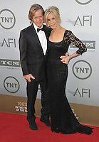 Felicity Huffman &amp; husband William H. Macy at the 2014 American Film Institute's Life Achievement Awards honoring Jane Fonda, at the Dolby Theatre, Hollywood.<br /> June 5, 2014  Los Angeles, CA<br /> Picture: Paul Smith / Featureflash