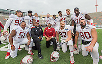 Stanford Football Sun Bowl vs North Carolina, December 30, 2016