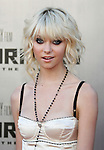 "WESTWOOD, CA. - June 22: Taylor Momsen arrives at the 2009 Los Angeles Film Festival - The Los Angeles Premiere of ""Transformers: Revenge of the Fallen"" at Mann's Village Theater on June 22, 2009 in Los Angeles, California."