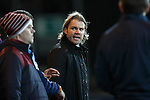 St Johnstone v Hearts..19.12.15  SPFL  McDiarmid Park, Perth<br /> An angry Robbie Neilson<br /> Picture by Graeme Hart.<br /> Copyright Perthshire Picture Agency<br /> Tel: 01738 623350  Mobile: 07990 594431