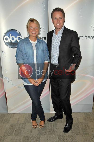 Ali Fedotowsky and Chris Harrison<br /> at the Disney ABC Television Group Summer Press Junket, ABC Studios, Burbank, CA. 05-15-10<br /> David Edwards/Dailyceleb.com 818-249-4998