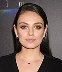 LAS VEGAS, NV - MARCH 28: Actress  Mila Kunis at CinemaCon 2017 The State of the Industry: Past, Present and Future and STXfilms Presentation at The Colosseum at Caesars Palace during CinemaCon, the official convention of the National Association of Theatre Owners, on March 28, 2017 in Las Vegas, Nevada.