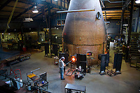 Glass Studio, Wheaton Arts and Cultural Center, Millville, New Jersey