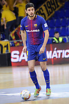 League LNFS 2017/2018 - Game 15.<br /> FC Barcelona Lassa vs Gran Canaria FS: 9-2.<br /> Marc Tolra.