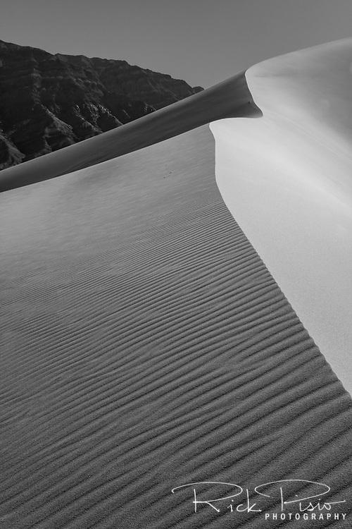 Eureka Dunes in Death Valley National Park.
