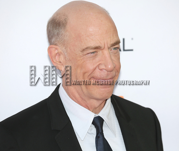 J.K. Simmons attends the 'La La Land' Premiere during the 2016 Toronto International Film Festival at Princess of Wales Theatre on September 12, 2016 in Toronto, Canada.