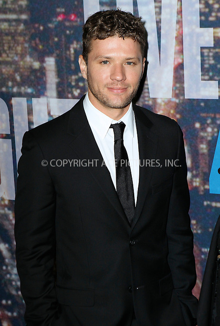 WWW.ACEPIXS.COM<br /> <br /> February 15 2015, New York City<br /> <br /> Ryan Phillippe arriving at the SNL 40th Anniversary Special at the Rockefeller Plaza on February 15, 2015 in New York<br /> <br /> By Line: Nancy Rivera/ACE Pictures<br /> <br /> <br /> ACE Pictures, Inc.<br /> tel: 646 769 0430<br /> Email: info@acepixs.com<br /> www.acepixs.com