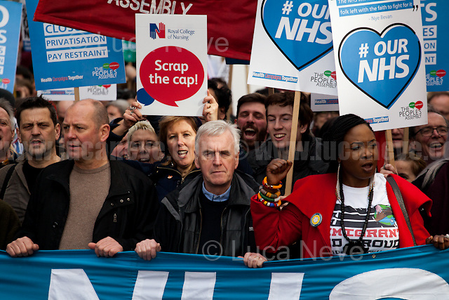 John McDonnell MP (Labour Member of Parliament for Hayes and Harlington and Shadow Chancellor).<br />