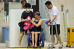 Mayumi Narita,<br /> MARCH 6, 2016 - Swimming :<br /> Dispatch player selection meeting for Rio de Janeiro Paralympic<br /> Women's 50m Backstroke S5<br /> in Fuji city, Shizuoka, Japan.<br /> (Photo by Shingo Ito/AFLO SPORT)