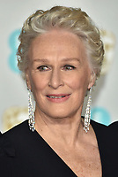 Glenn Close<br /> The EE British Academy Film Awards 2019 held at The Royal Albert Hall, London, England, UK on February 10, 2019.<br /> CAP/PL<br /> ©Phil Loftus/Capital Pictures