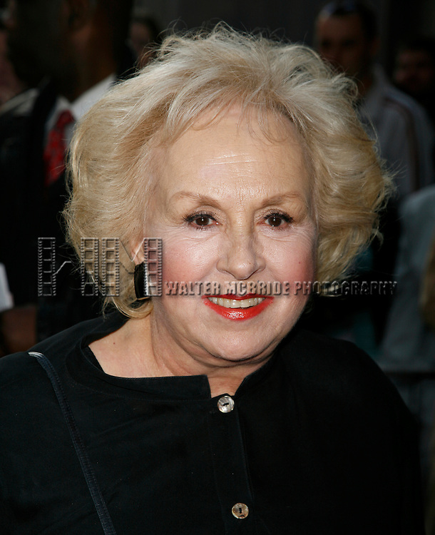 Doris Roberts attending the Opening Night Performance of the New Broadway Dance Musical HOT FEET featuring the Music of Earth, Wind and Fire at the Hilton Theatre on 42nd Street in New York City.<br /> April 30, 2006