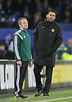 Uli Forte coach of BSc Young Boys - UEFA Europa League Round of 32 Second Leg - Everton vs Young Boys - Goodison Park Stadium - Liverpool - England - 26th February 2015 - Picture Simon Bellis/Sportimage