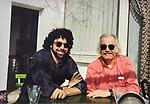 Robert and Felix Landau circa 1977