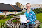 Colaiste na Sceilge student Tara Whittington scooped 620 points in Leaving Cert with 6 H1's and 1 H2.