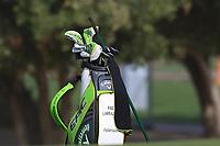 Pablo Larrazabal (ESP) bag on the 3rd during Round 3 of the Omega Dubai Desert Classic, Emirates Golf Club, Dubai,  United Arab Emirates. 26/01/2019<br /> Picture: Golffile | Thos Caffrey<br /> <br /> <br /> All photo usage must carry mandatory copyright credit (© Golffile | Thos Caffrey)