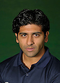 Cricket - Majid Haq - Scotland International Squad player - Cricket Scotland - Picture by Donald MacLeod - 03.04.11 - 07702 319 738 - www.donald-macleod.com