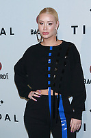 NEW YORK, NY - OCTOBER 17:  Iggy Azalea at TIDAL X: Brooklyn – 3rd Annual Benefit Concert at Barclays Center on October 17, 2017 in New York City. Credit: Diego Corredor/MediaPunch /NortePhoto.com