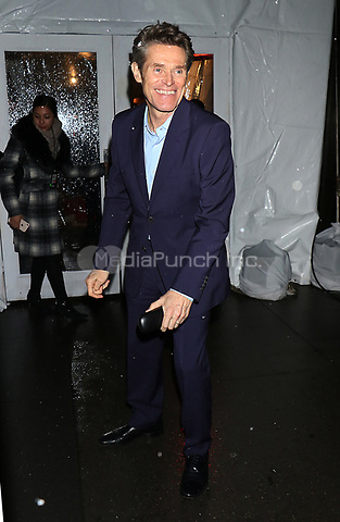 December 02, 2019Willem Dafoe  attend 29th Annual IFP Gotham Awards 2019 at Cipriani Wall Street in New York.December 02, 2019. Credit:RW/MediaPunch