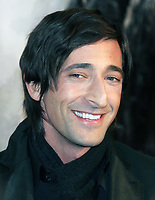 Adrien Brody 2006<br /> Photo By John Barrett/PHOTOlink.net