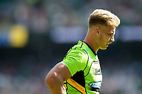 Harry Mallinder of Northampton Saints looks dejected after his side concede a try. Aviva Premiership match, between Saracens and Northampton Saints on September 2, 2017 at Twickenham Stadium in London, England. Photo by: Patrick Khachfe / JMP