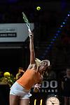 27.04.2018, Porsche-Arena, Stuttgart, GER, Porsche Tennis Grand Prix 2018, Viertelfinale, Simona Halep (ROU) vs CoCo Vandeweghe (USA), im Bild CoCo Vandeweghe (USA)<br /> <br /> Foto © nordphoto / Hafner