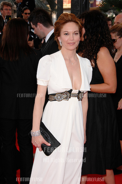 "Diane Lane at screening for ""No Country for Old Men"" at the 60th Annual International Film Festival de Cannes. .May 19, 2007  Cannes, France..© 2007 Paul Smith / Featureflash"