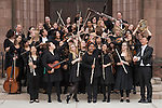 Mount Holyoke College Orchestra and Choir