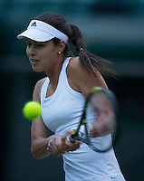 ANA IVANOVIC (SRB)<br /> <br /> The Championships Wimbledon 2014 - The All England Lawn Tennis Club -  London - UK -  ATP - ITF - WTA-2014  - Grand Slam - Great Britain -  28th June 2014. <br /> <br /> &copy; Tennis Photo Network
