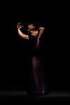 Tribute to Agustin Gonzalez by former Spanish National Ballet ex- miembres Paloma Gomez, Raquel Gomez and Christian Lozano, at the Teatro  Muñoz Seca of Madrid (Alterphotos/Marta Gonzalez)