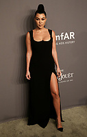 06 February 2019 - New York, NY - Kourtney Kardashian. 21st Annual amfAR Gala New York benefit for AIDS research during New York Fashion Week held at Cipriani Wall Street.  <br /> CAP/ADM/DW<br /> &copy;DW/ADM/Capital Pictures