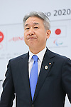 Takaaki Nishii, MARCH 28, 2016 : Ajinomoto held a press conference in Tokyo to announce that it had entered into a partnership agreement with the Tokyo Organising Committee of the 2020 Olympic and Paralympic Games and as such has become an official partner for Tokyo 2020. (Photo by YUTAKA/AFLO SPORT)