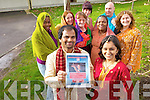 BOLLYWOOD TRALEE STYLE: Members of the Tralee International Resource Centre are organising a Bollywood night on October 28??check. PIctured were: Josekutty Joseph, Richa Upadhyay, Bimpe Obadina, Maria Recio, Marie Hickey (NEKD), Theresa Elumelu, Sharon Roche, Gerry Moran and Barbara Damm.