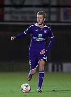 20191125 - WOLVERTEM: Anderlecht's Michel Vlap is in action during the Belgian Elite U21 league football match between RSC Anderlecht U21 and KV Mechelen U21 on Monday 25th of November 2019 at F. Lathouwersstadion, Wolvertem Belgium. PHOTO: SEVIL OKTEM|SPORTPIX.BE