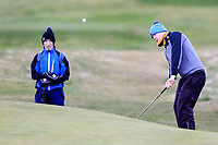Jack McDonnell (Forest Little) during the QF matchplay at the 2018 West of Ireland, in Co Sligo Golf Club, Rosses Point, Sligo, Co Sligo, Ireland. 02/04/2018.<br /> Picture: Golffile | Fran Caffrey<br /> <br /> <br /> All photo usage must carry mandatory copyright credit (&copy; Golffile | Fran Caffrey)