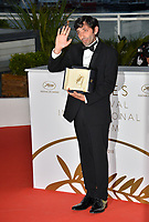 Marcello Fonte at the photocall for &quot;Award Winners&quot; at the 71st Festival de Cannes, Cannes, France 19 May 2018<br /> Picture: Paul Smith/Featureflash/SilverHub 0208 004 5359 sales@silverhubmedia.com