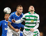 08.11.2019 League Cup Final, Rangers v Celtic: Scott Arfield and Ryan Christie